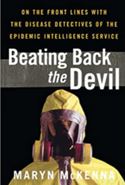 Beating Back the Devil Book Cover