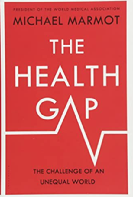 The Health Gap Book Cover