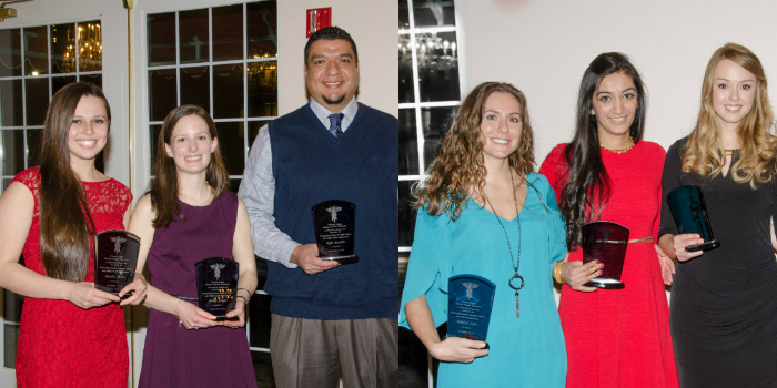 Class of 2015 Masters Research Project awardees