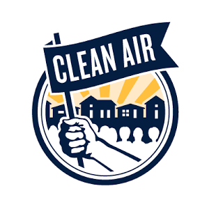 Clean Air Coalition logo