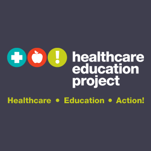 The Healthcare Education Project logo