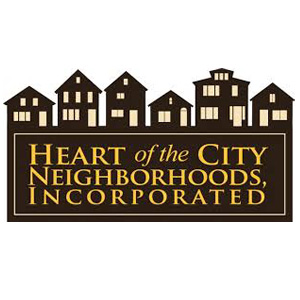 Heart of the City Neighborhoods logo