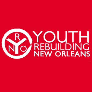 Youth Rebuilding New Orleans logo
