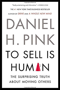 Book cover of To Sell is Human.