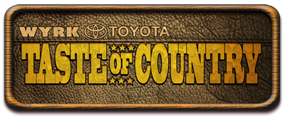 WYRK Taste of Country logo