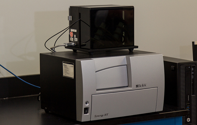 BioTek Synergy High Throughput (HT) Microplate Reader