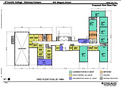 D'Youville Gateway Longview first floor plan