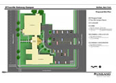 D'Youville Gateway Longview site plan