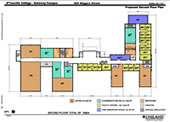 D'Youville Gateway Longview upper floor plan