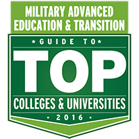Military Advanced Education & Transition Top College logo