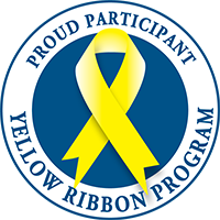 Yellow Ribbon Program Proud Participant logo