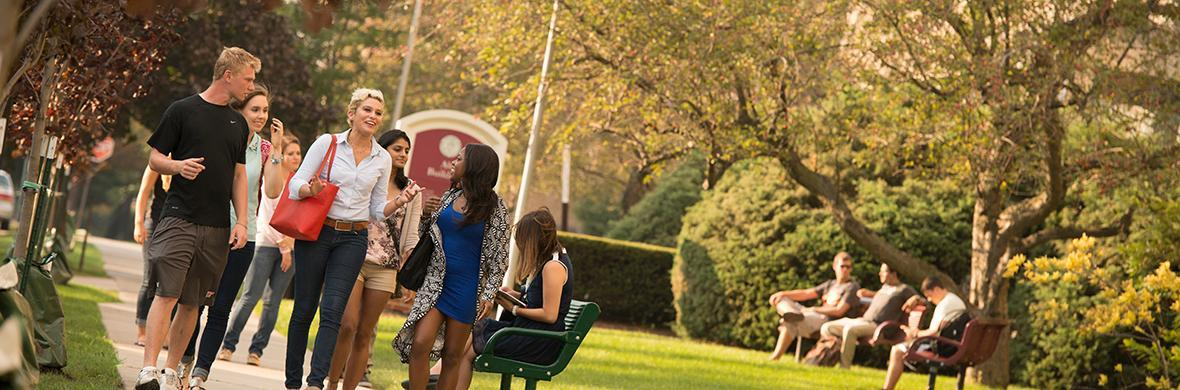 D'Youville College is an institution with history of dedication to service and student success and with a constant love of our city, Buffalo, NY. Explore our traditions and discover why you'll be excited to call Buffalo your home.
