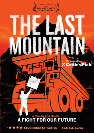 The Last Mountain graphic