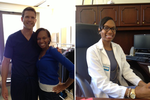 "DYC Alumna Featured in Video for CBS show ""The Doctors"""