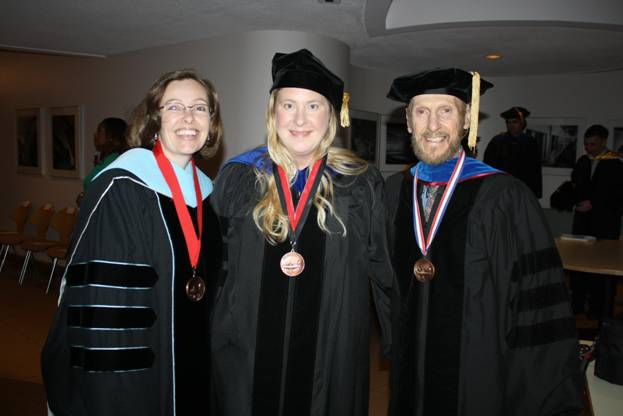 DYC AAUP Chapter Names Dr. Catherine Lalonde 'Scholar of the Year'