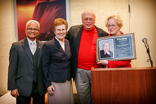 DYC Honors Paul Hageman by Naming Chiropractic Clinic After Him