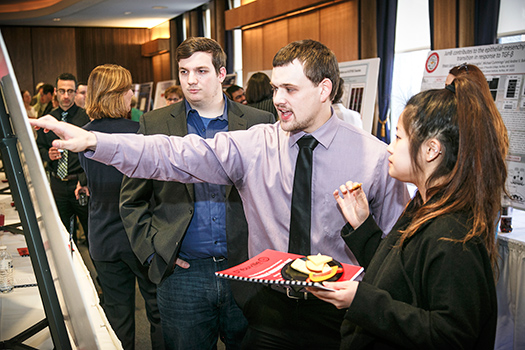 DYC Faculty and Students showcase projects and discoveries at 'Research Day'