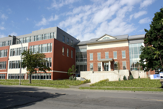 The School of Arts, Sciences and Education Building, SASE, Opens