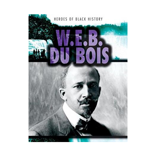 Book by DYC Education Professor Looks at the Life of W.E.B. Du Bois