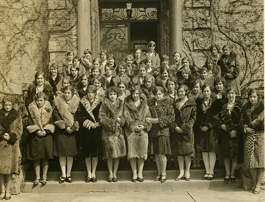 Class of 1930 D'Youville College