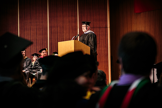 Robert Gioia Honors Convocation Speaker