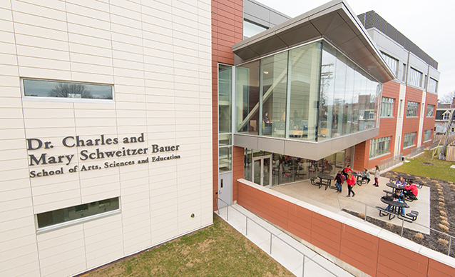 The School of Arts, Sciences and Education Opens $26.7 Million Facility