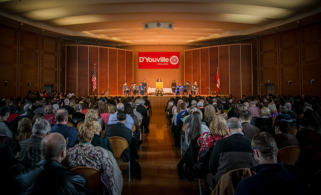 D'Youville to Hold Annual Honors Convocation March 8