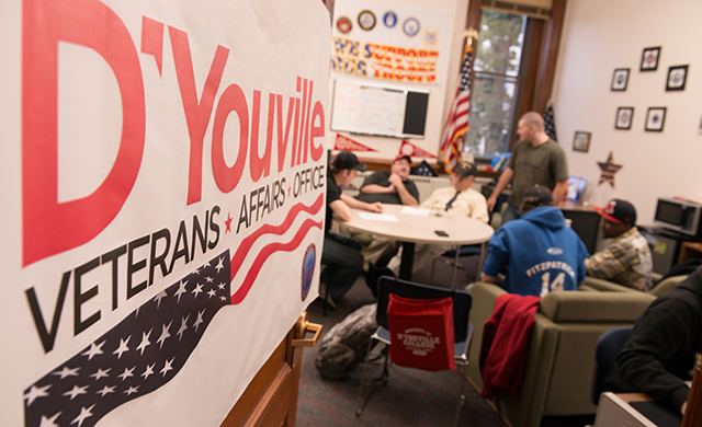D'Youville College Student Veteran Association (SVA