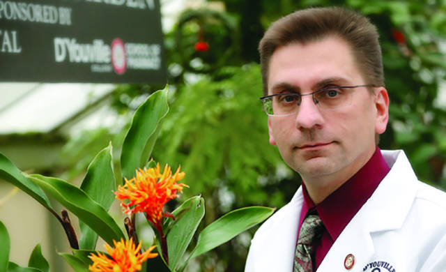 Assistant Dean of D'Youville Pharmacy Elected President of Council of Health-system Pharmacists