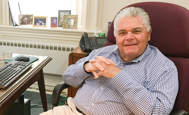 D'Youville Community Mourns Passing of Dr. William Mariani