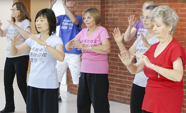 D'Youville Professor Emeritus Penny Klein, Battling Cancer through Movement and Meditation