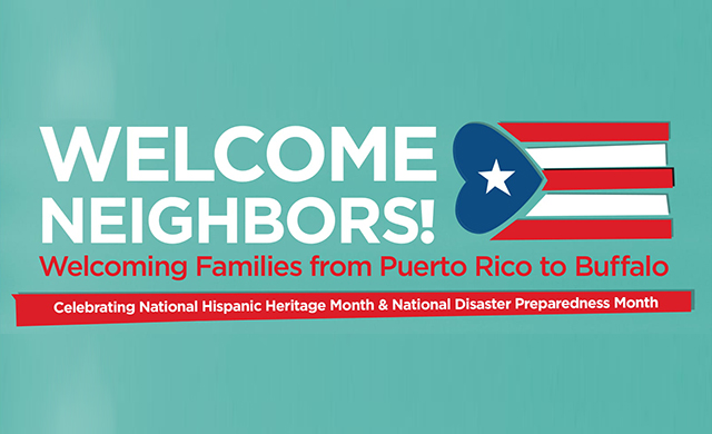 Puerto Rican Families Welcomed by D'Youville