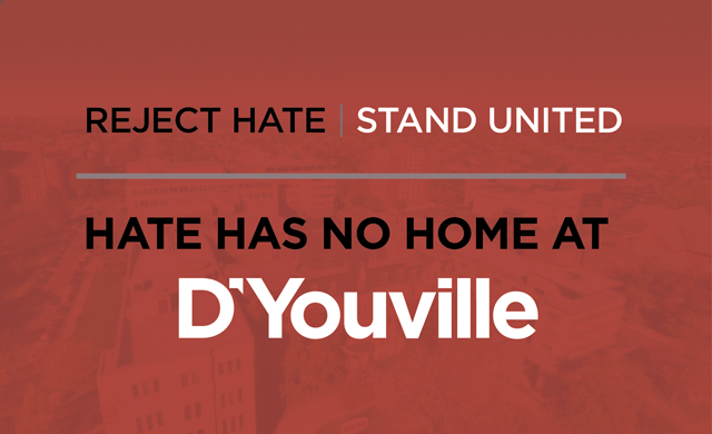 D'Youville President Clemo and Campus Community Condemn Pittsburgh Synagogue Attack