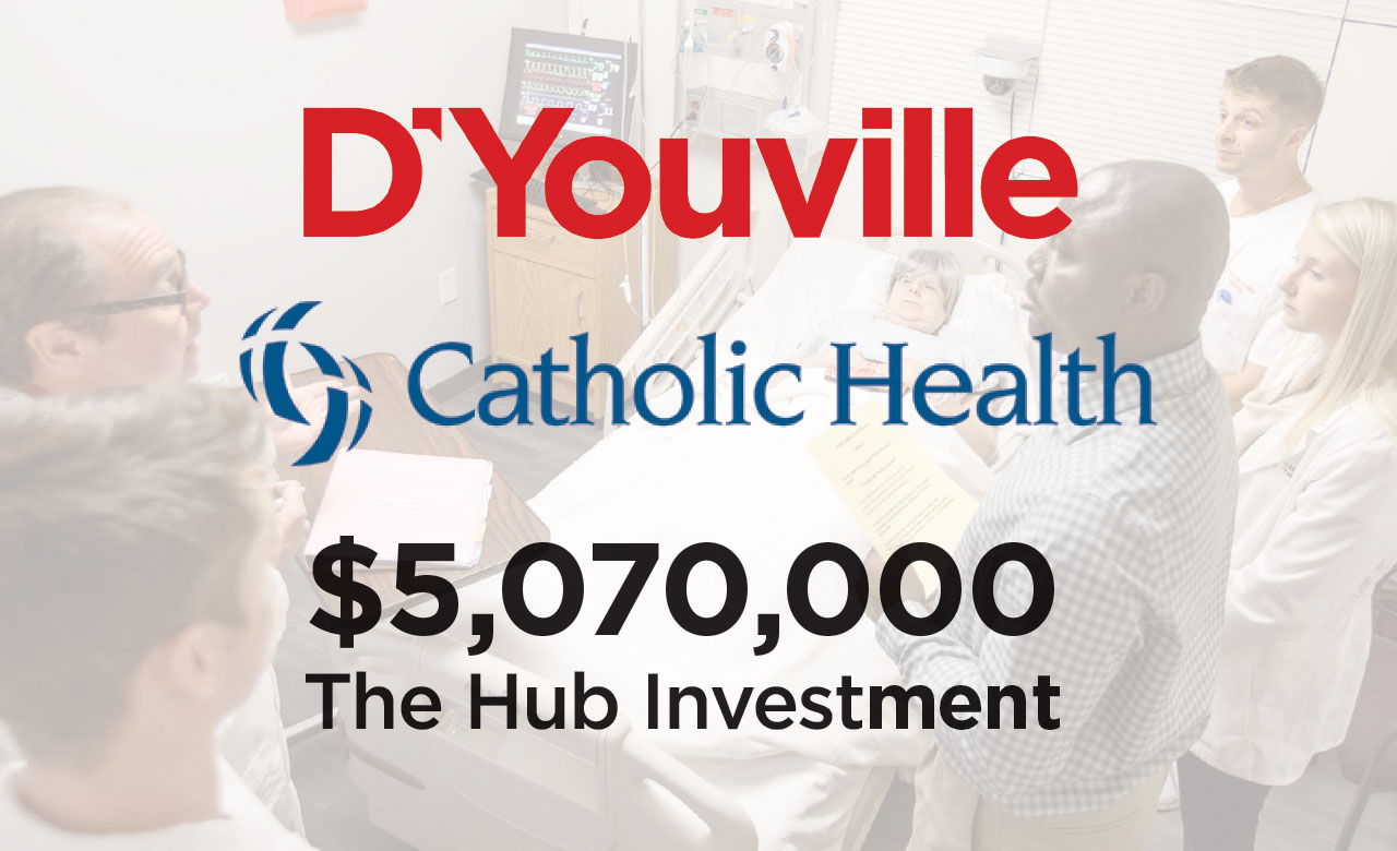 D'Youville Health Professions Hub Aided by Catholic Health Securing $5.07 Million