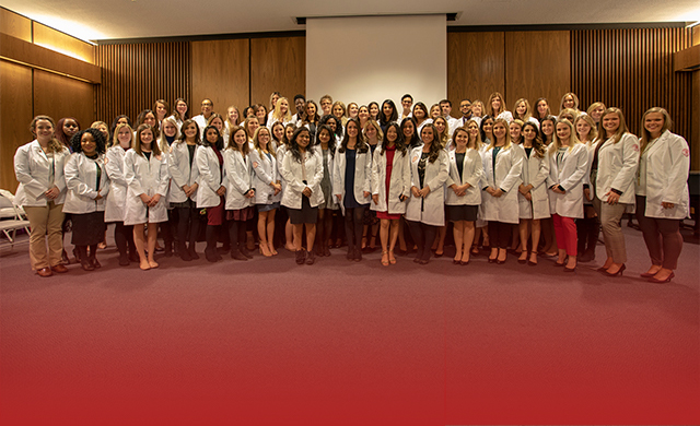 Relive: Inaugural Nursing White Coat Ceremony