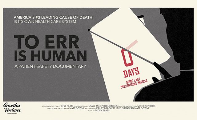 D'Youville to Hold 'To Err is Human' Documentary ScreeningPage Title