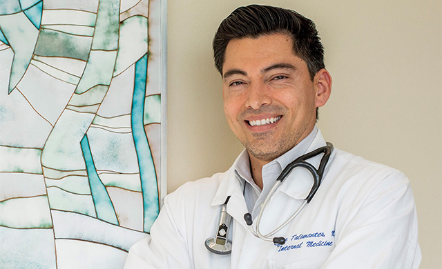 Efrain Talamantes MD to Speak at Honors Convocation