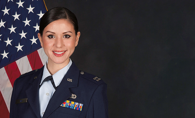 Air Force Captain Jessica Tait to Serve as Commencement Speaker