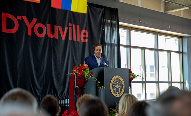 D'Youville Awarded $400,000 Federal Nursing Grant