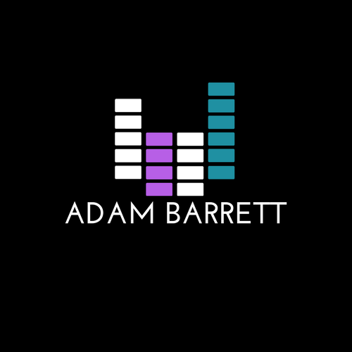 Logo for DJ Adam Barrett