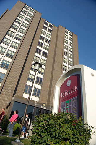 Residence Life D Youville