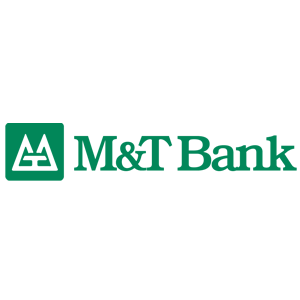 Logo for M & T Bank