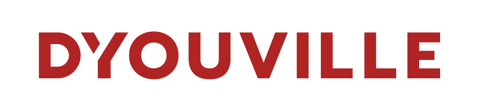 The D'Youville wordmark.