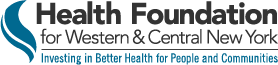 Health Foundation for Western and Central New York logo